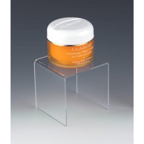 Pidestall i 3mm klar akryl