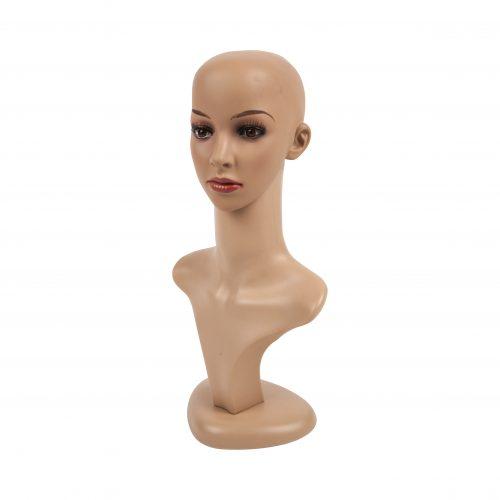 utstillingshode dame hudfarget med høyde 52cm